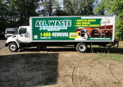 All Wast Removal Inc Box Truck 5.22.13
