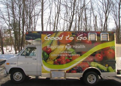 Baystate Health Catering Truck 2-14-13