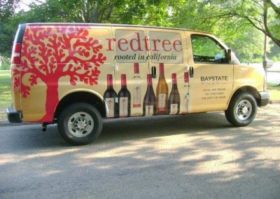 Baystate Wine Red Tree Van 7.19.11 (6)