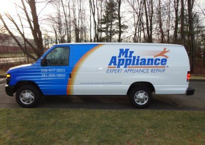 Mr Appliance Van 12.11.12