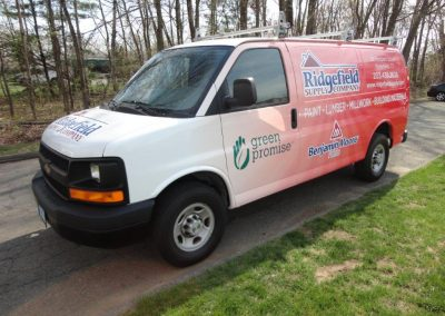 Ridgefield Supply Van 009