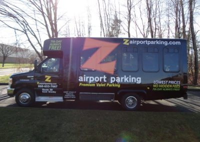 Z Airport Parking Shuttle 12.3.12 001