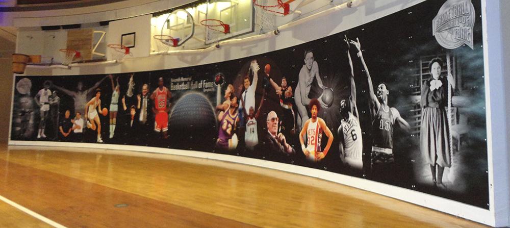Shooting for Perfection – Basketball Hall of Fame