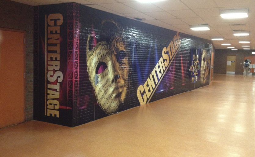 Springfield Central High School's New Graphics